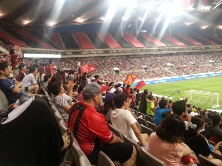 Seoul Fans at HT
