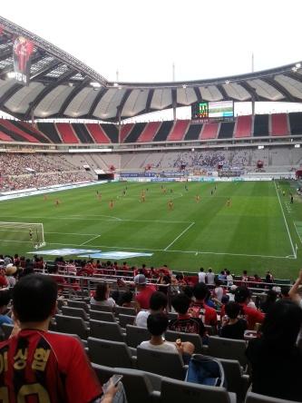 Seoul v Incheon Kick-off