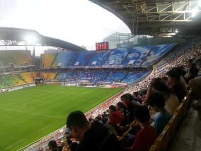 Suwon fans