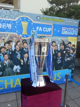 FA Cup back at Tancheon.